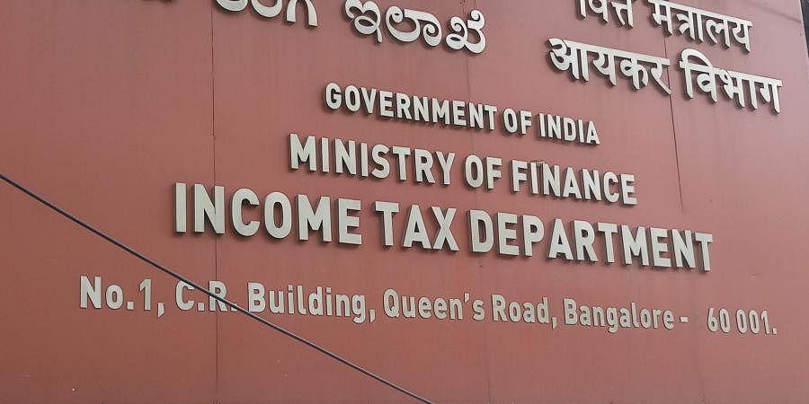 The Income Tax Office in Bengaluru