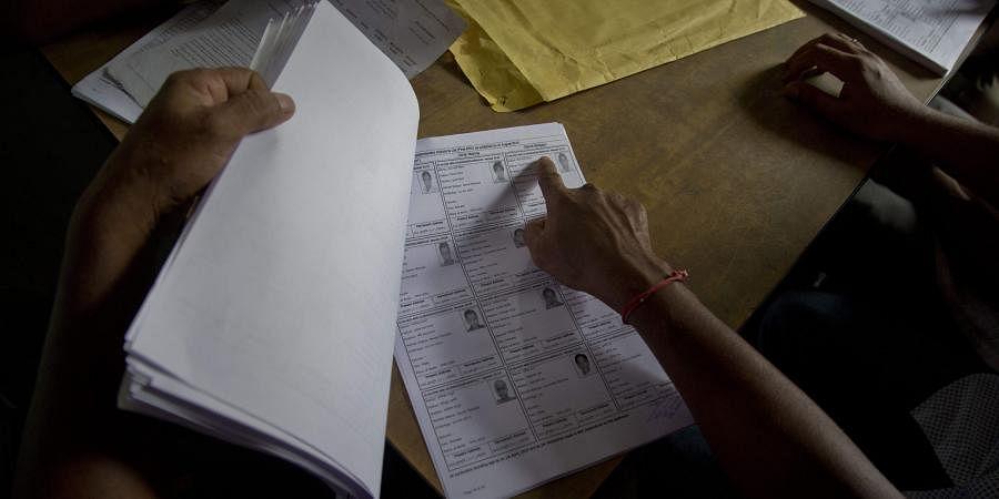 NRC, National register of citizens
