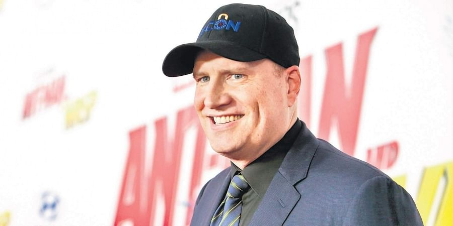 Marvel's Kevin Feige.