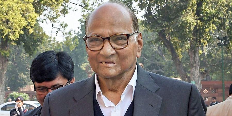 NCP chief Sharad Pawar