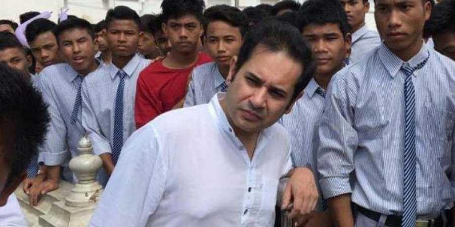 Pradyot Kishore Deb Barman