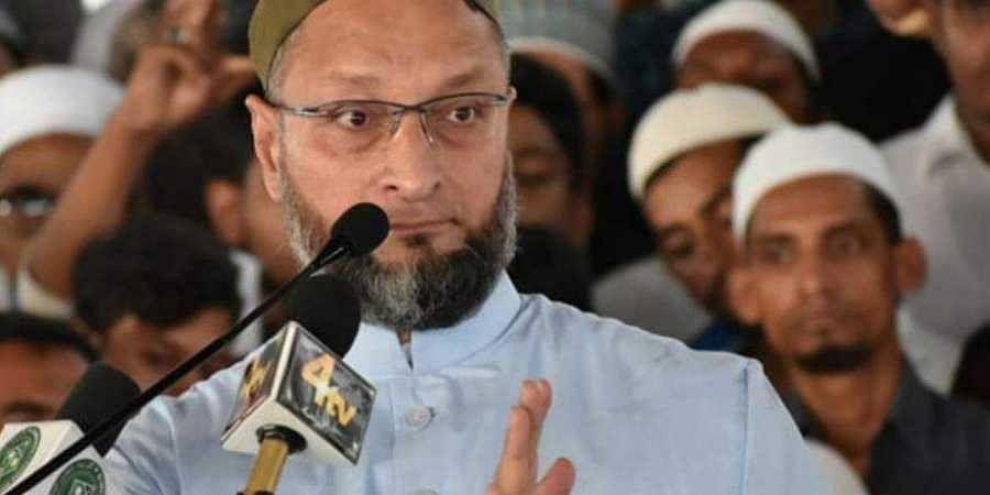 'Indian economy came down after Mughal era': Asaduddin Owaisi flays Yogi Adityanth