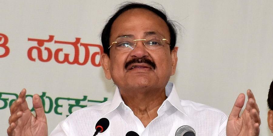 Vice-President M.Venkaiah Naidu