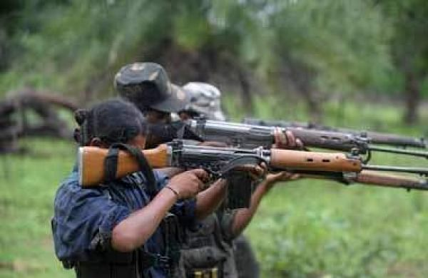 Two Maoists including a woman killed in gun-fight with security forces in Chhattisgarh