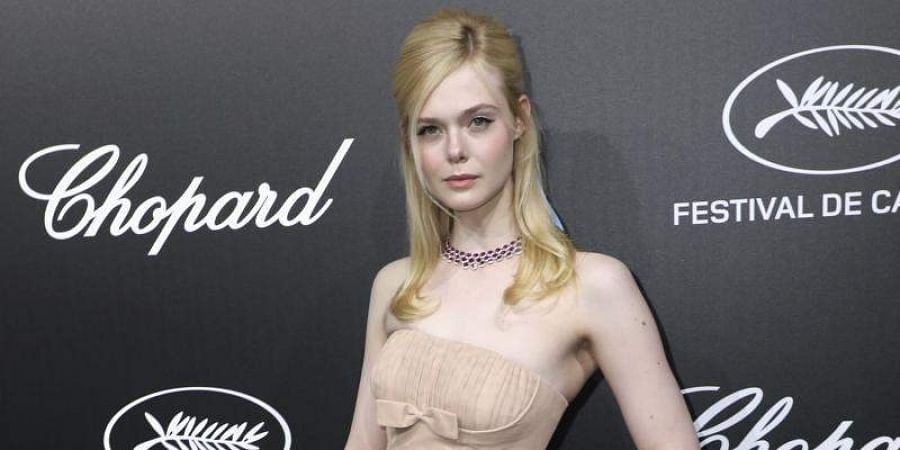 Hollywood actress Elle Fanning