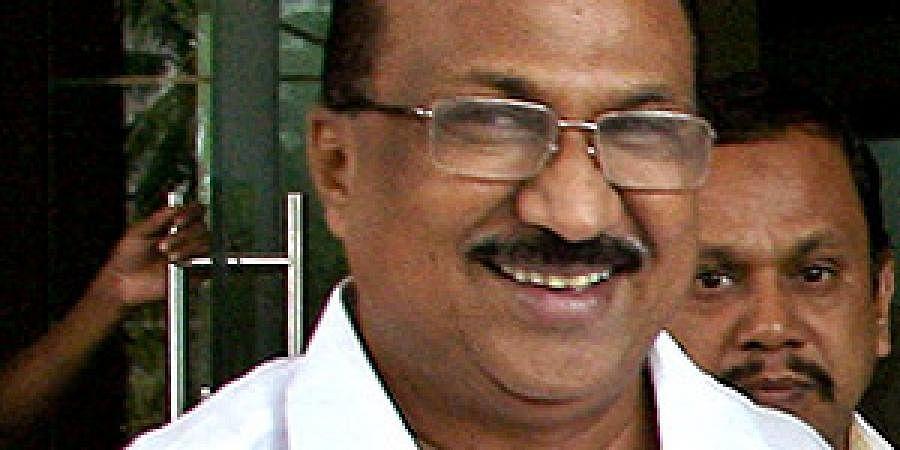 Former Ernakulam MP KV Thomas