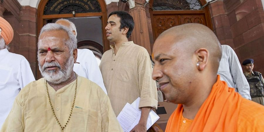 Former MP and BJP leader Swami Chinmayanand. | (File | PTI)