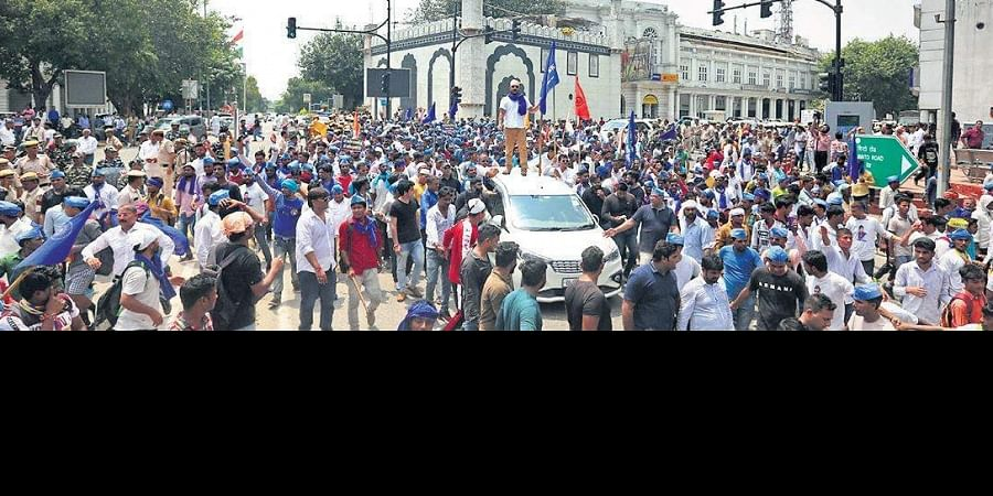 Feel Dalit pain over razing of Ravidas temple'- The New