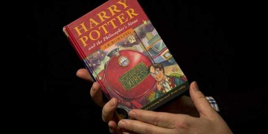 A Harry Potter book