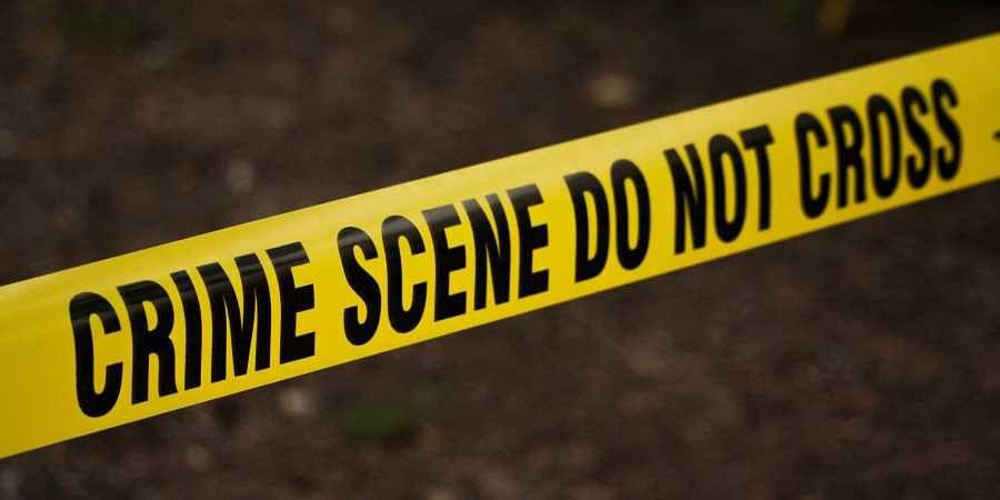 crime scene, police probe