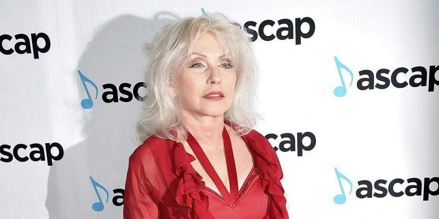 Veteran singer Debbie Harry