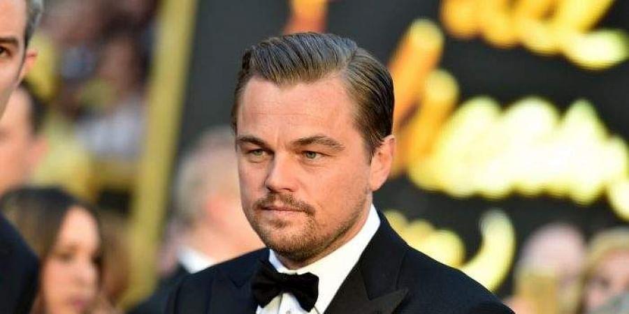 Hollywood star Leonardo DiCaprio