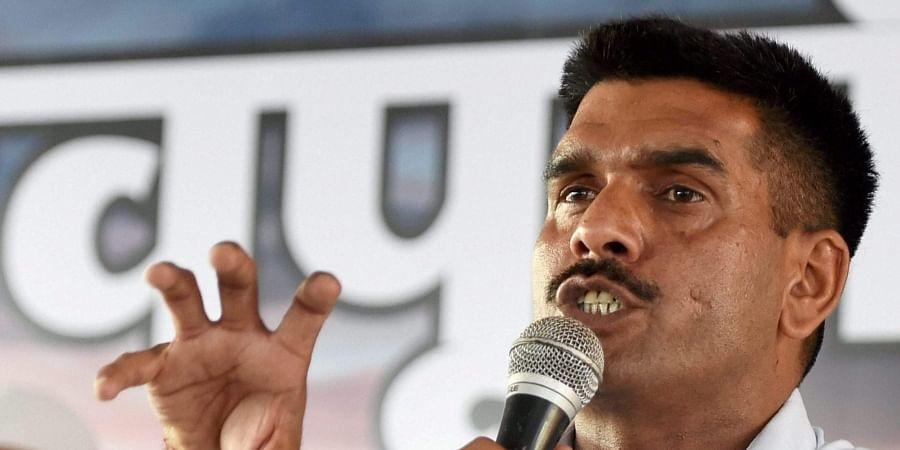 Sacked BSF jawan Tej Bahadur Yadav
