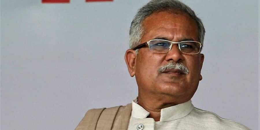 Chhattisgarh CM Bhupesh Baghel