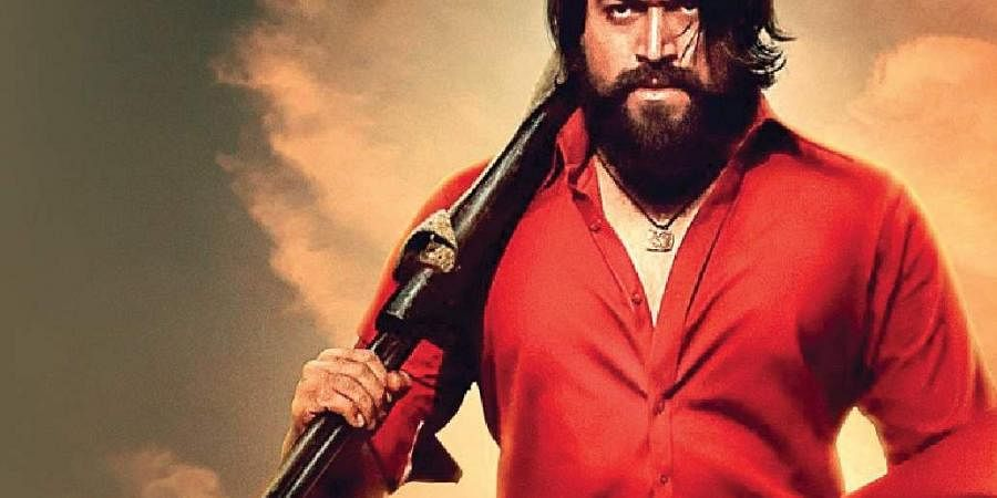 A still from the film 'KGF: Chapter 2'.