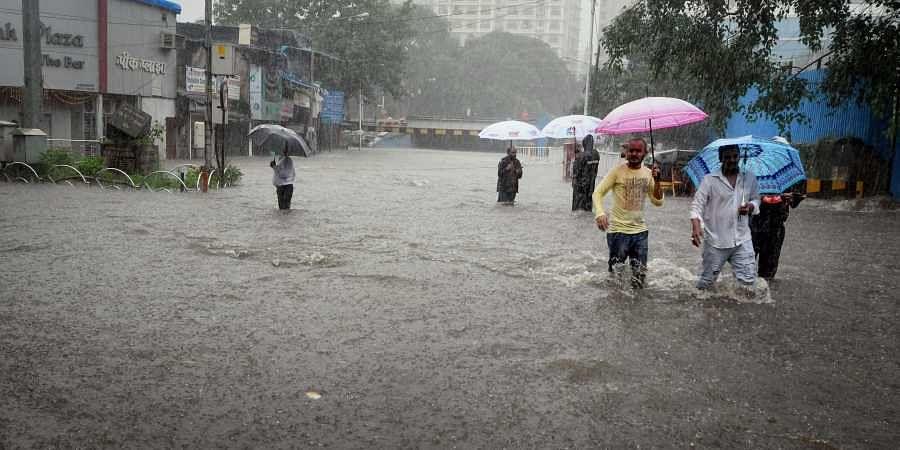 Mumbai rains, Mumbai