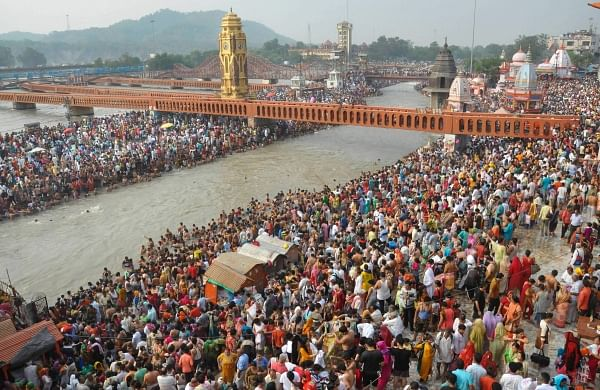 Haridwar: No holy dip in Ganga on Kartik Purnima due to COVID-19