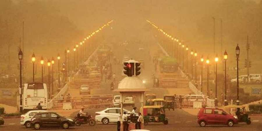 Delhi slips six places in Global Liveability Index- The New