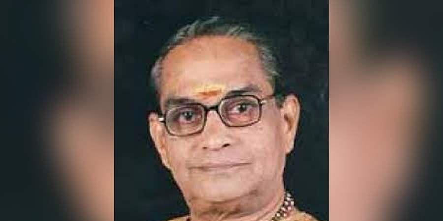 Kottakkal Chandrasekhara Warrier