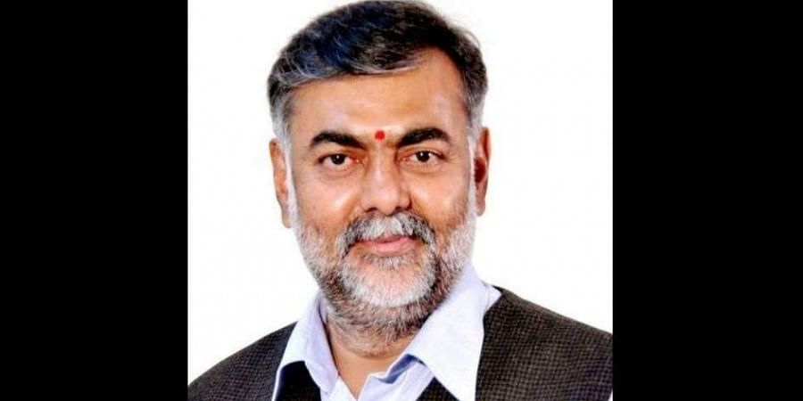 Culture and Tourism Minister Prahlad Patel
