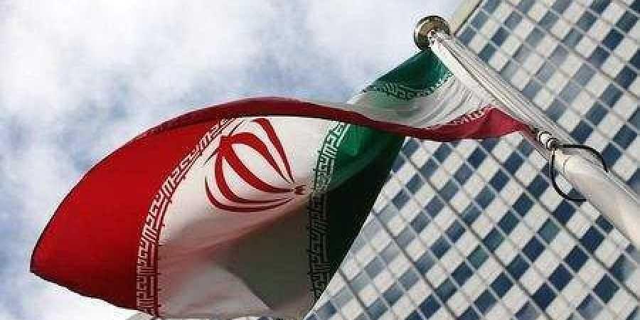 Iran flag, Iran