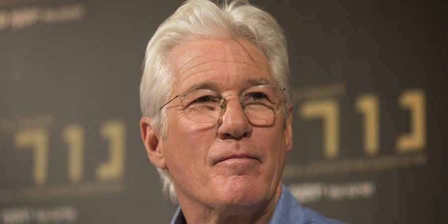 Hollywood actor Richard Gere