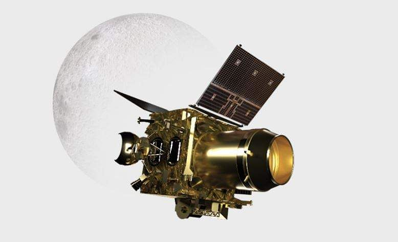 The fifth and lunar manoeuvre executed successfully.