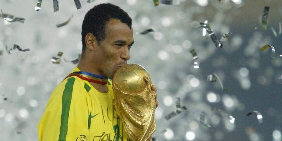 Brazil legend Cafu. (Photo   AFP)