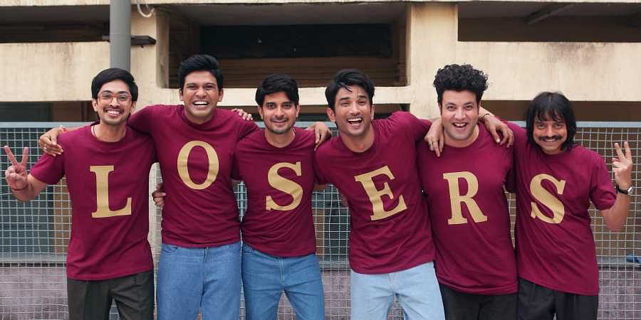 A still from 'Chhichhore'.