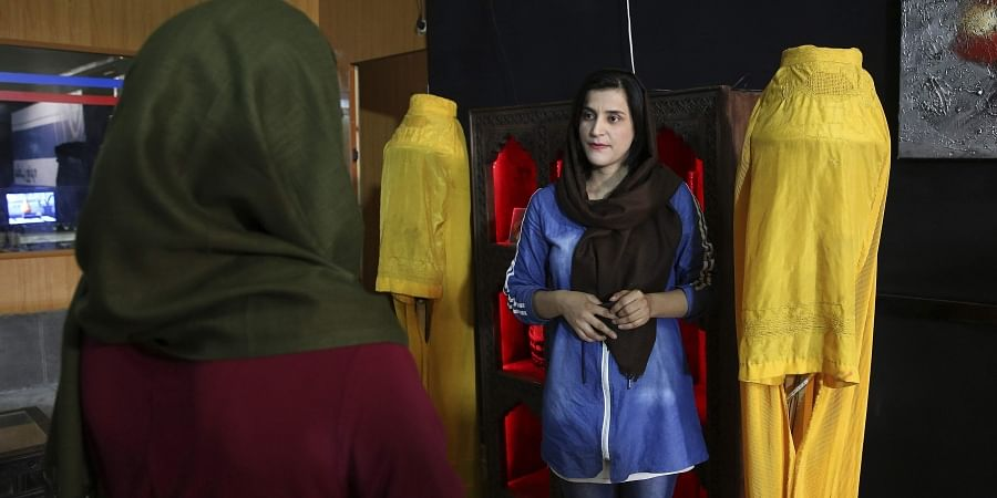 Afghan women determined to vote in Presidential elections