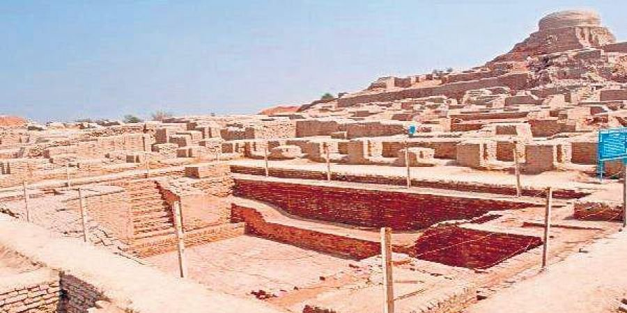 The genetic data for the study has been drawn from the skeletal remains excavated from the cemetery at Rakhigarhi in Haryana.