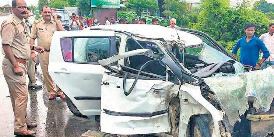 The Unnao rape survivor was seriously injured in a road accident in July.