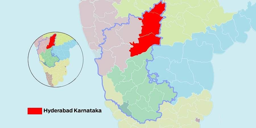 Hyderabad dropped, northeast belt of state will now be