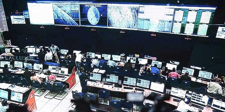 Chandrayaan 2 UPDATES: Communication with Vikram lander lost
