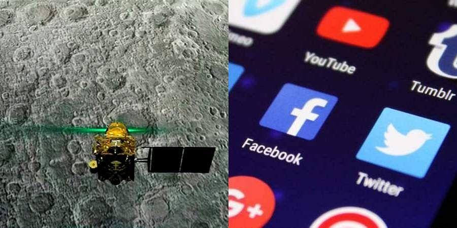 Moon lander Vikram