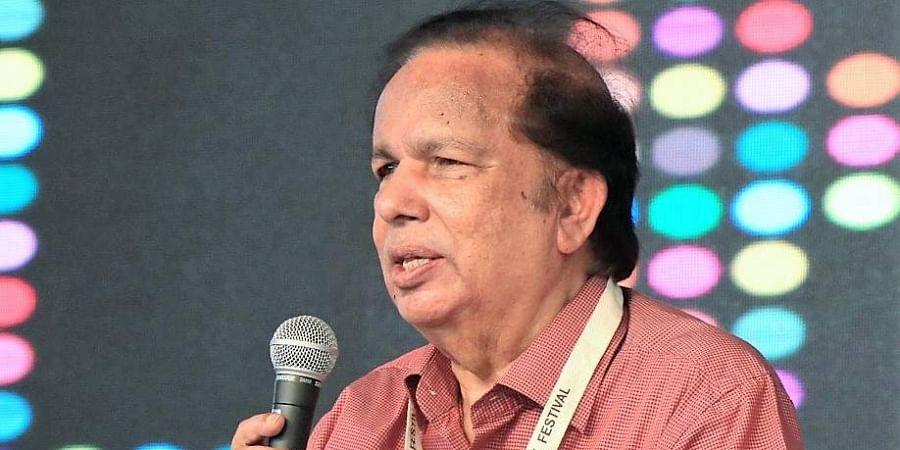Former ISRO chairman G Madhavan Nair