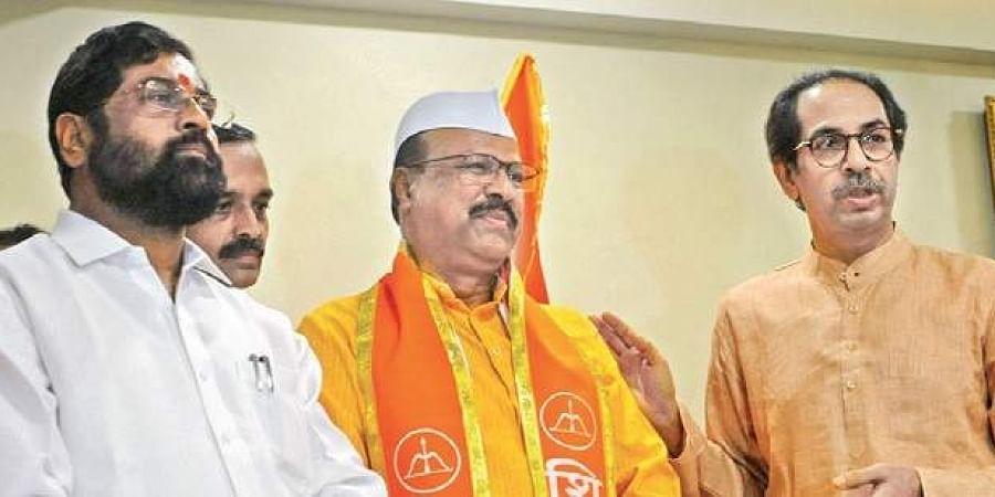 Congress MLA rebel Abdul Sattar joined Shiv Sena recently.