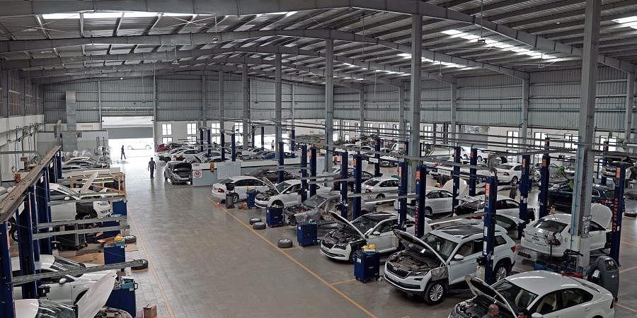 Cars, Car, Manufacturing unit, Manufacturing