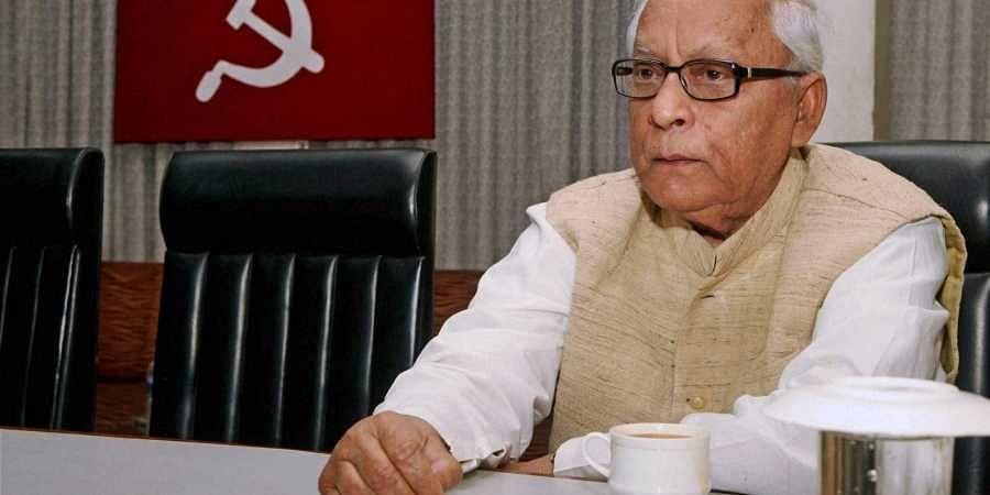 Former West Bengal CM Buddhadeb Bhattacharjee