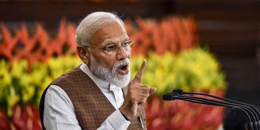 Narendra Modi, PM Modi, Parliament