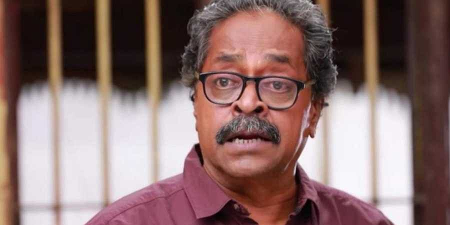 Veteran actor and director Rajasekar