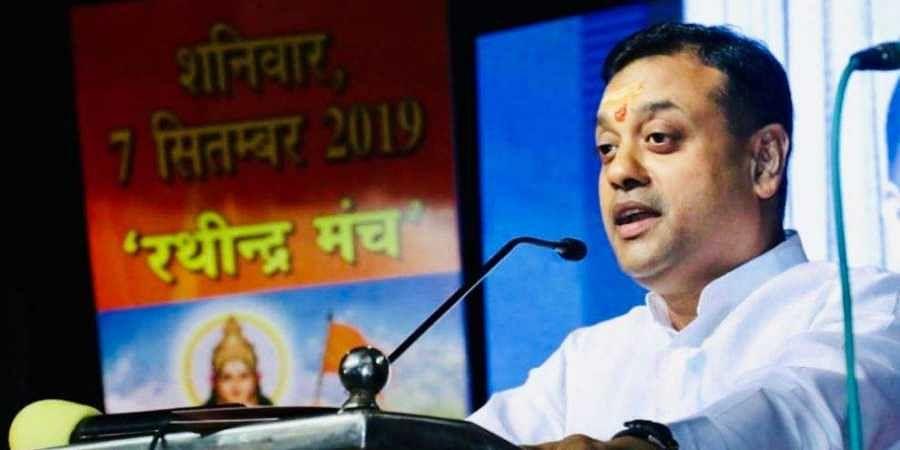 Senior BJP leader Sambit Patra