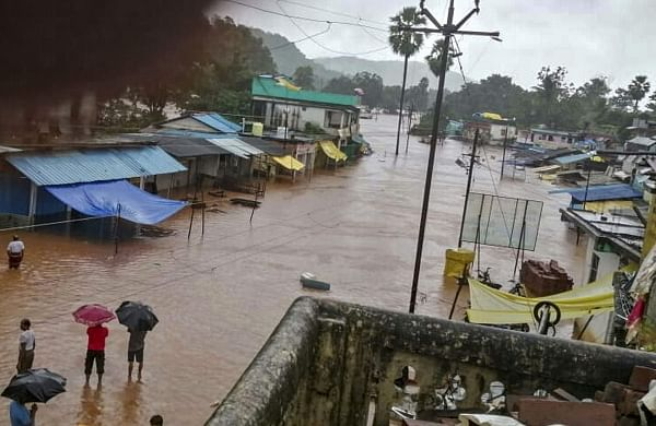 Maharashtra rains: Dam water released in Nashik, Godavari bank residents on alert