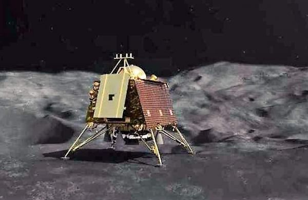 Chandrayaan-2: ISRO feels 'tilted' Vikram may have compromised experiments on lunar soil - The New Indian Express