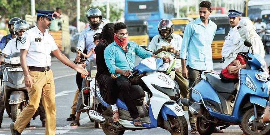 Will Tamilnadu reduce Traffic Violations as per new Motor Vehicles Act?