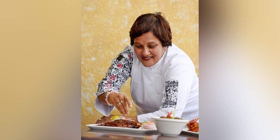 Chef Sarita Ajit Chavan