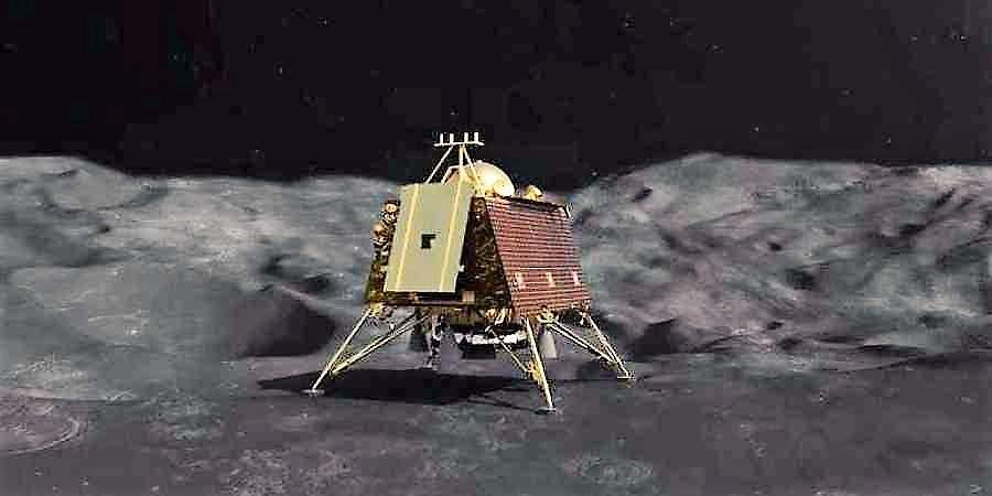 Chandrayaan-2: ISRO feels 'tilted' Vikram may have compromised experiments on lunar soil