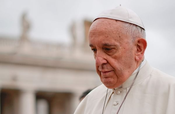 Palm Sunday: Pope celebrates without public in St. Peter's amid COVID-19 pandemic