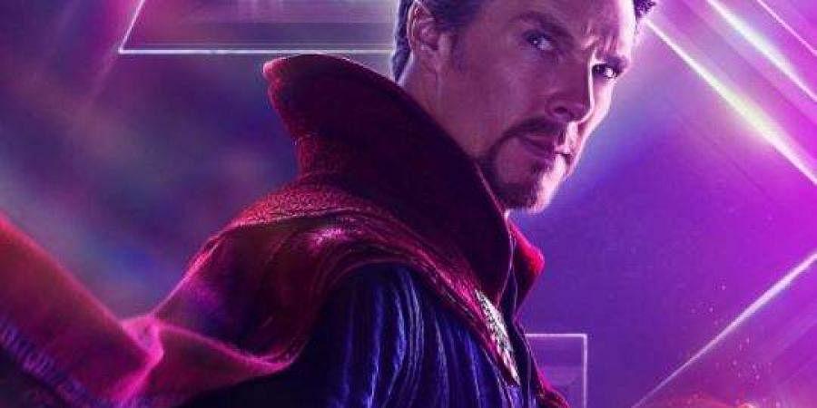 enedict Cumberbatch as Doctor Strange.