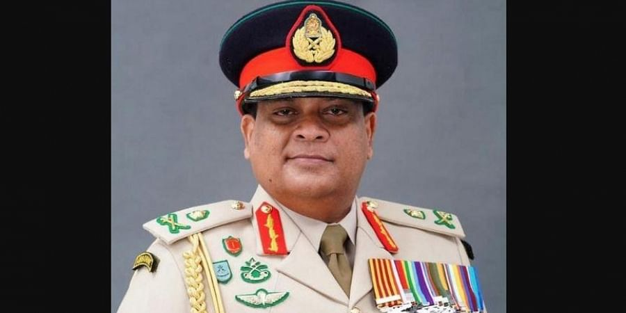 Army Commander Lt. General Shavendra Silva
